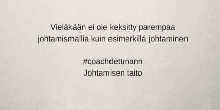 Dettmann Esimerkki