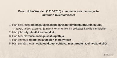 Wooden culture